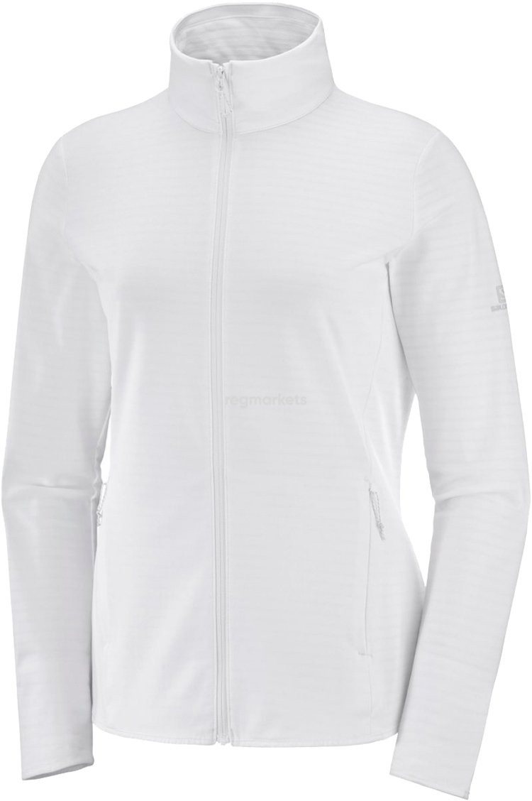 Salomon Outrack Full-Zip Midlayer Dame