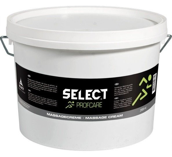 Select Profcare Massagecreme - 2,5 liter