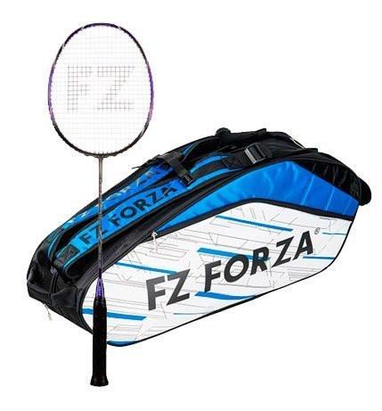 Forza Kevlar CNT-Power 10.000 S  / Capital Badmintonpakke
