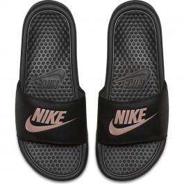 7eda9066730 Badesandaler til damer og herre fra H2O og Nike på tilbud