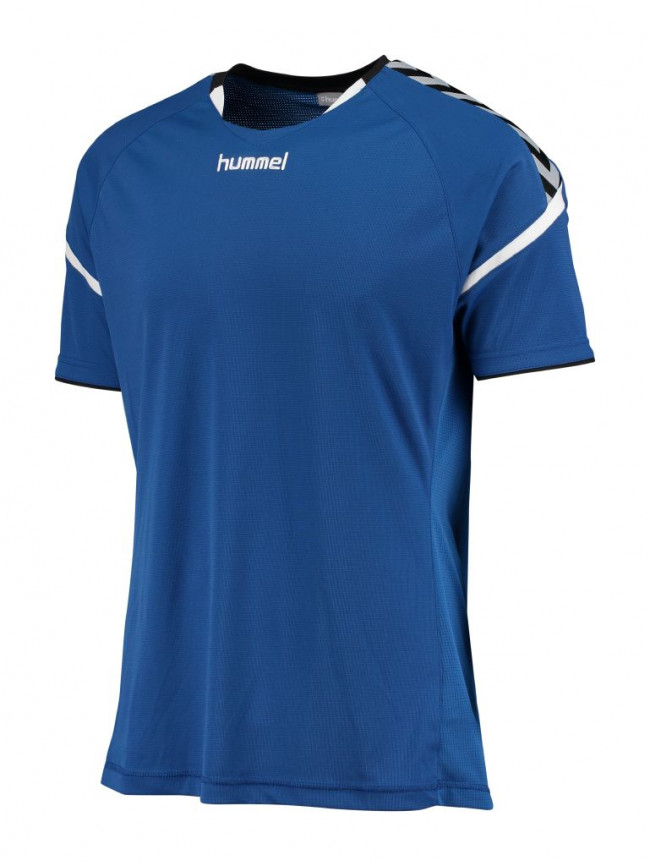 Hummel Authentic Charge Poly T shirt Herre
