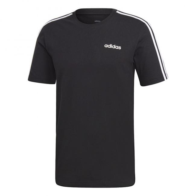 Adidas Essential 3 Stripes T shirt Herre