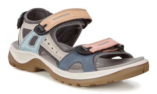 Ecco dames sandalen zwart | Sandalen