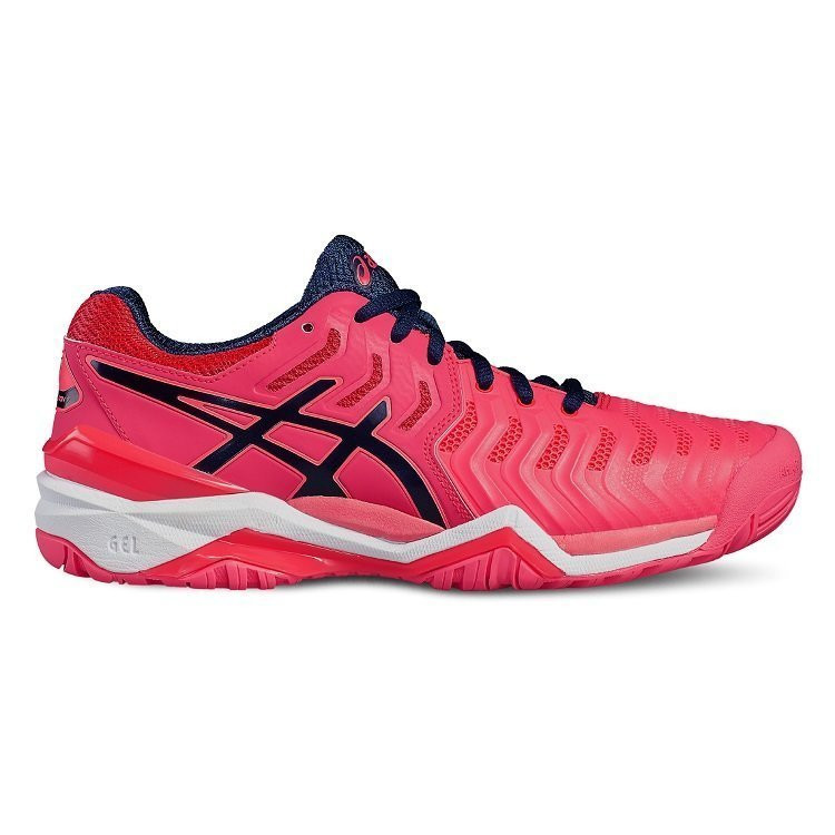 fea44153 Asics Gel-Resolution 7 Tennissko Dame