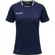 Hummel Authentic Poly Jersey T-Shirt Dame