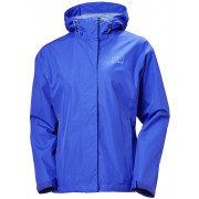 Helly Hansen Seven J Regnjakke Dame, royal blue