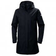 Helly Hansen Aden Long Insulated Jakke Dame, navy