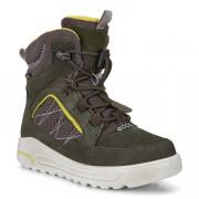 Ecco Snowboarder Urban Gore-tex Vinterstøvler Børn - Grøn