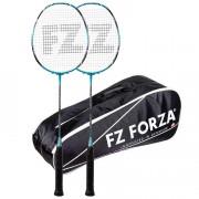 FZ FORZA Kevlar CNT-Power 8000 - 2 stk. / Martak Badmintonpakke