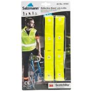 Endurance Reflective Armbånd med 4 LEDs 2-pak
