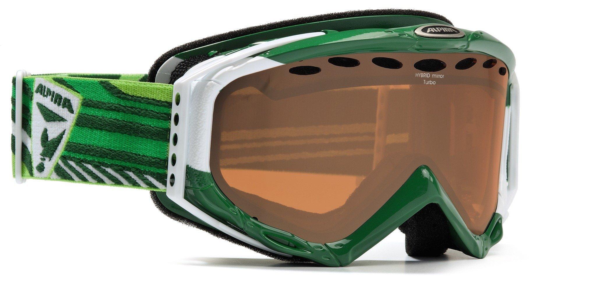 Billede af Alpina Turbo Hybrid Mirror Skibriller