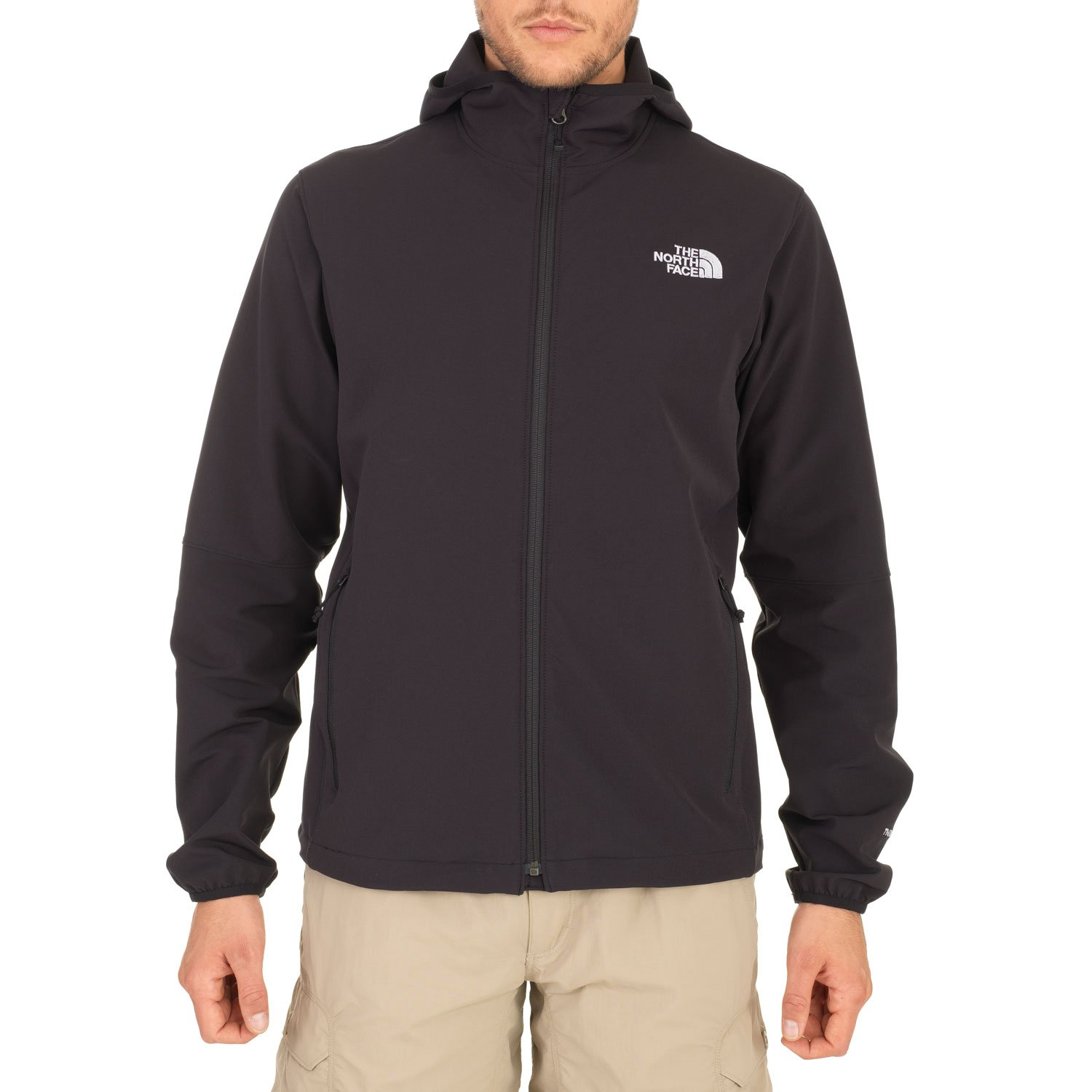 North Face Nimble Hoddie Apex Fleece Mens