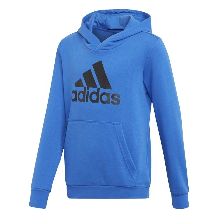 Adidas Logo Sweatshirt Børn thumbnail
