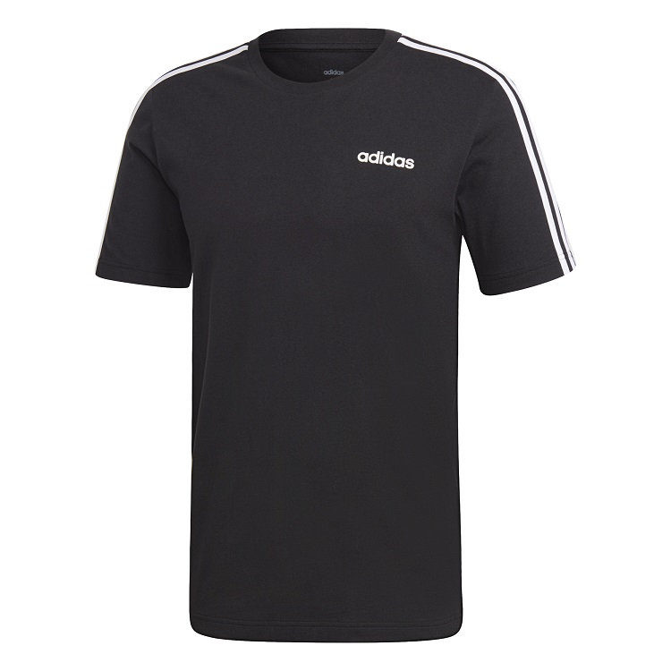 Image of   Adidas Essential 3 Stripes T-shirt Herre