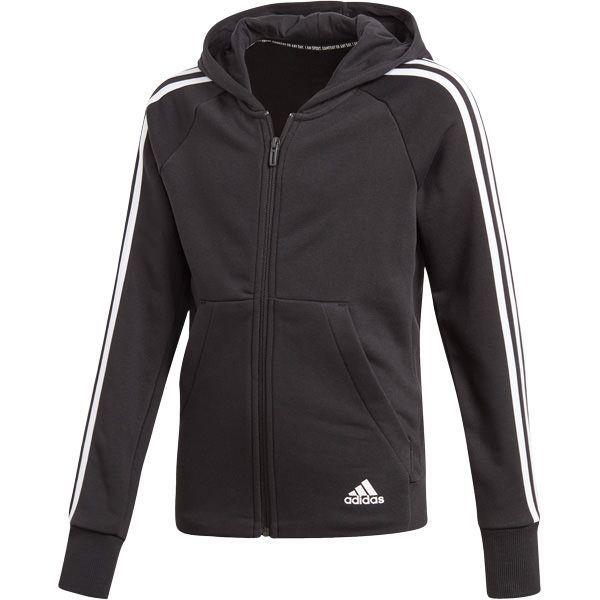 Image of   Adidas 3-Stripes Hoodie Børn