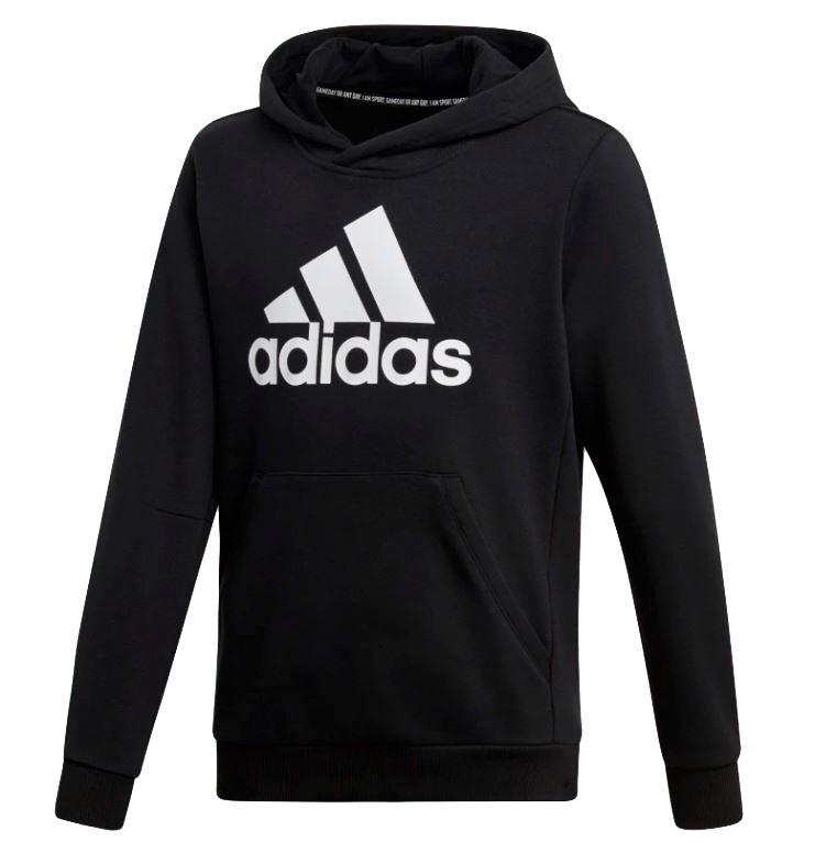 Image of   Adidas Logo Hoodie Børn