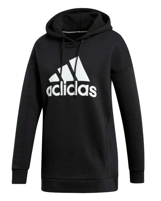 Adidas Sport Logo Hoodie Dame thumbnail