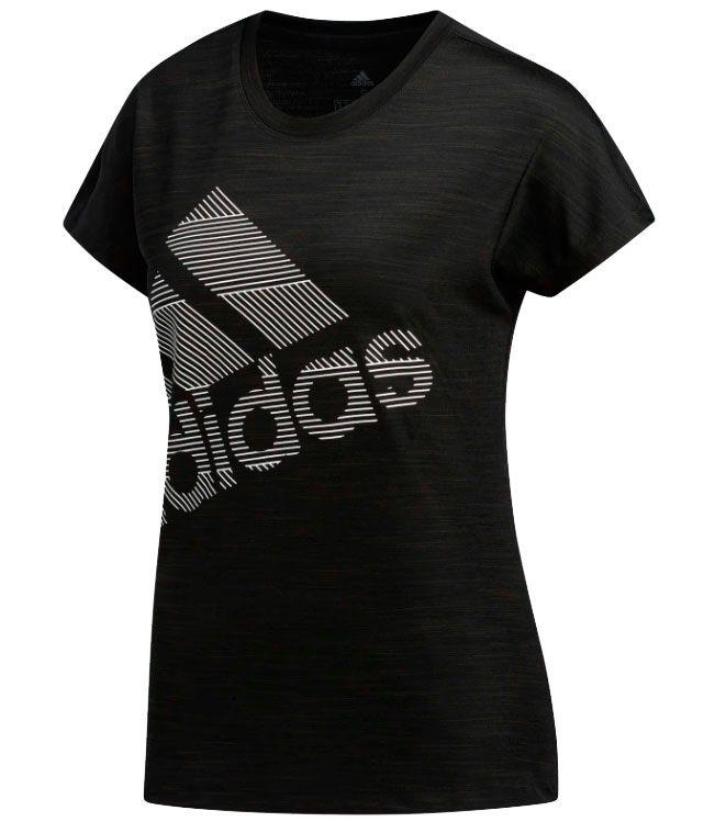 Image of   Adidas Badge Sport T-shirt Dame
