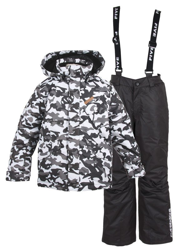 Billede af Five Seasons Jamie Skisæt Dreng og Pige