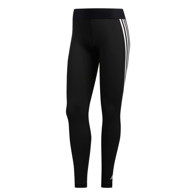 Image of   Adidas Alphaskin 3-Stripes Long Tights, Dame