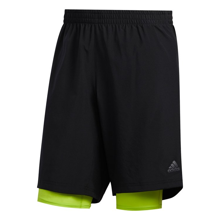 Image of Adidas Own The Run 2N1 Løbeshorts Herre