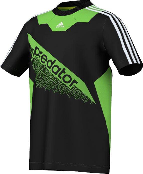 Adidas predator polyester tee junior fra Adidas sport performance på billigsport24