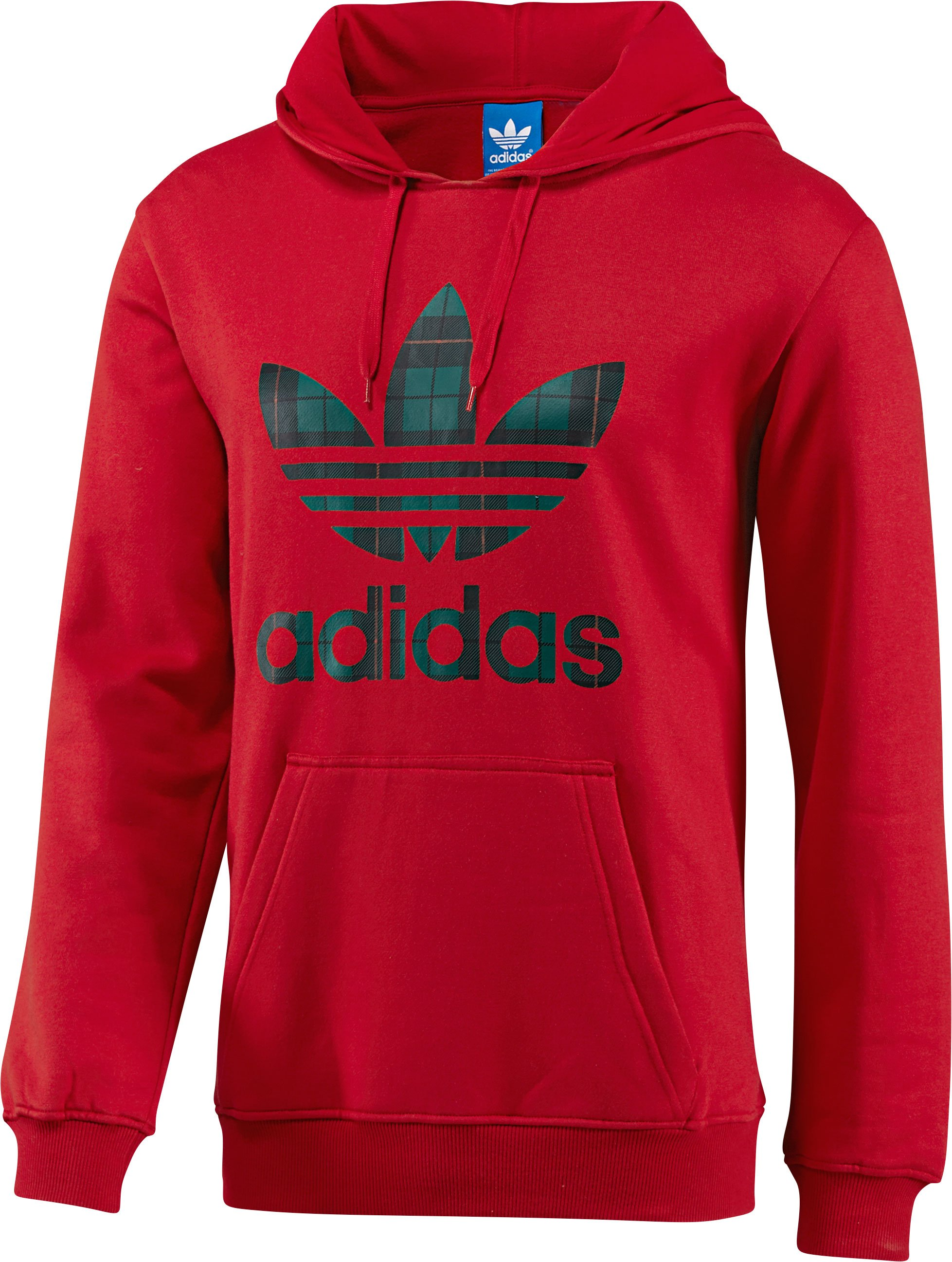 Adidas originals Adidas adi trefoil hoodie herre fra billigsport24