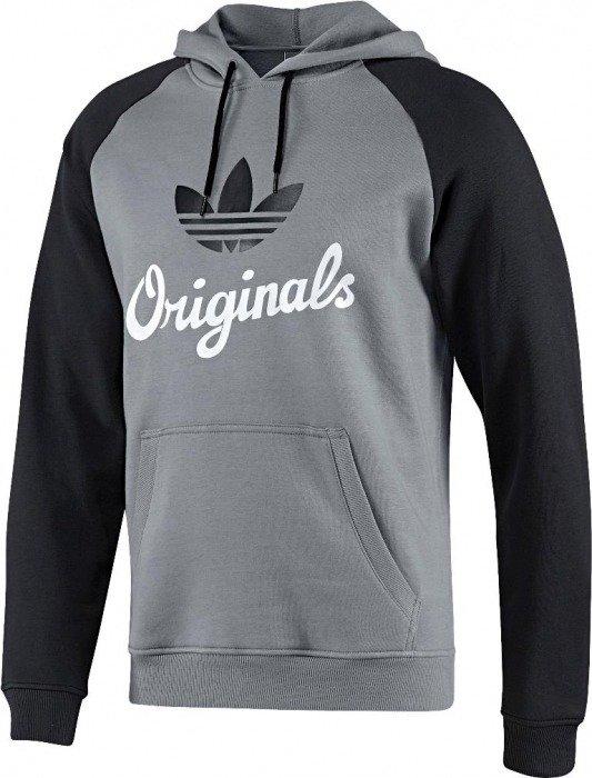 Adidas originals Adidas originals trefoil hoodie herre på billigsport24