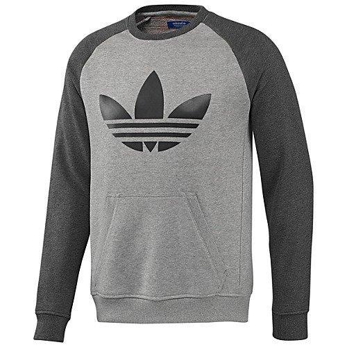 Adidas originals – Adidas trefoil raglan trøje herre på billigsport24