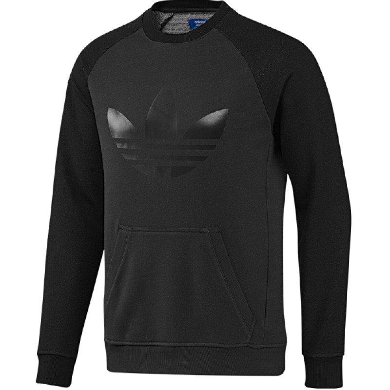 Adidas trefoil raglan trøje herre fra Adidas originals fra billigsport24