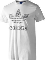 Adidas originals – Adidas intricate trefoil tee herre på billigsport24