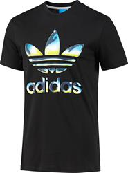 Adidas oil mix trefoil tee herre fra Adidas originals fra billigsport24