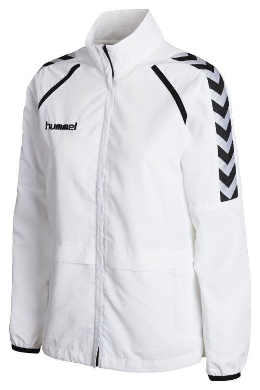 Hummel – Hummel stay authentic micro dame træningsjakke fra billigsport24