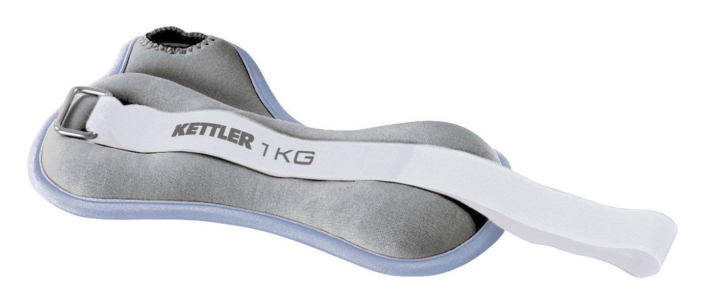 Kettler – Kettler håndleds vægtsæt 2x1 kg fra billigsport24