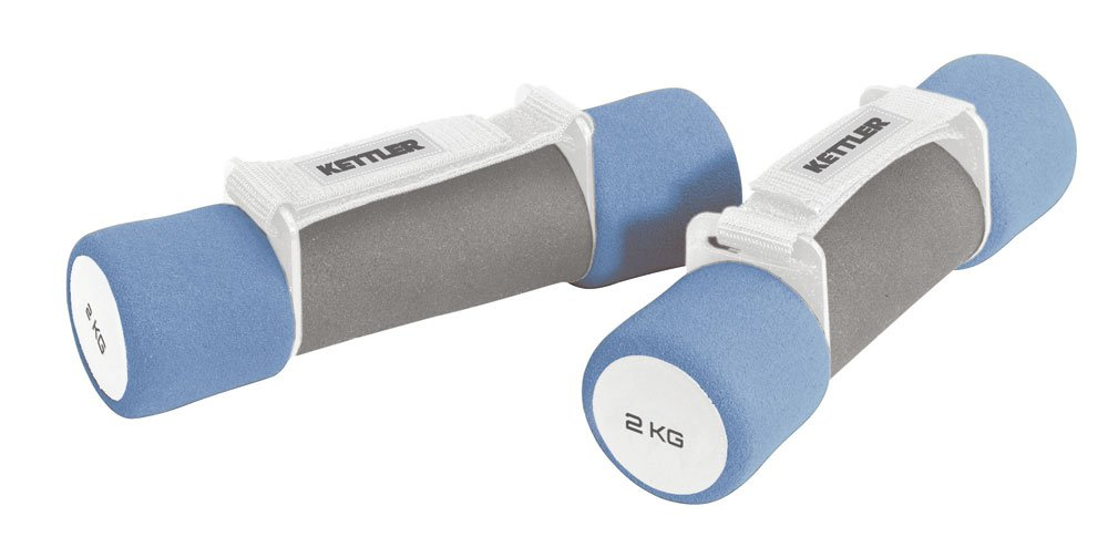 Kettler – Kettler håndvægte 2x2 kg fra billigsport24