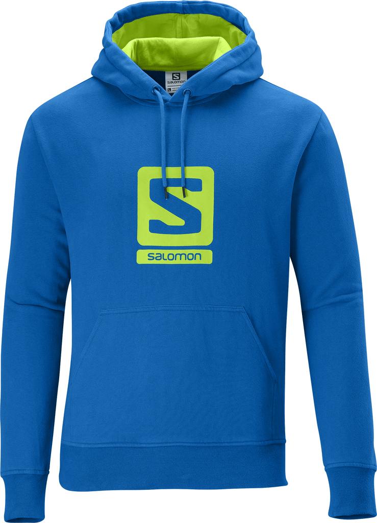 Salomon logo hoodie mens fra Salomon på billigsport24