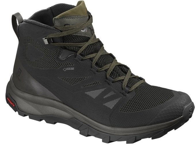 Salomon Outline Goretex Herrestøvle