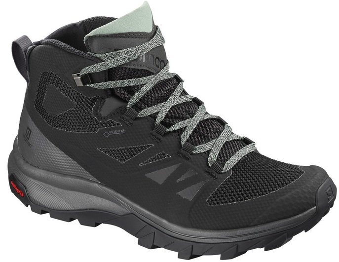Salomon Outline Goretex Damestøvle