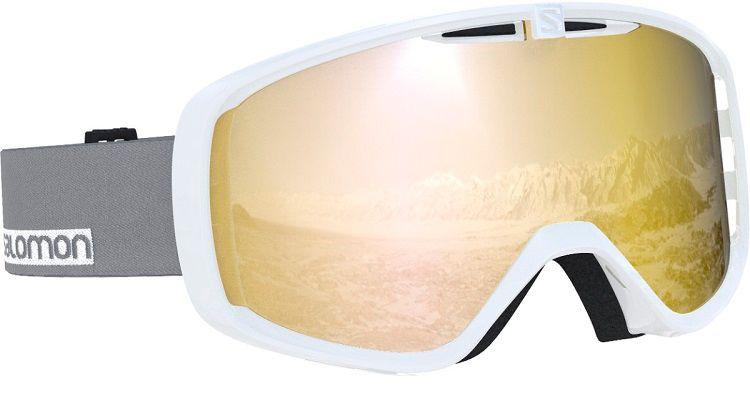 Salomon Aksium Skibriller, hvid thumbnail