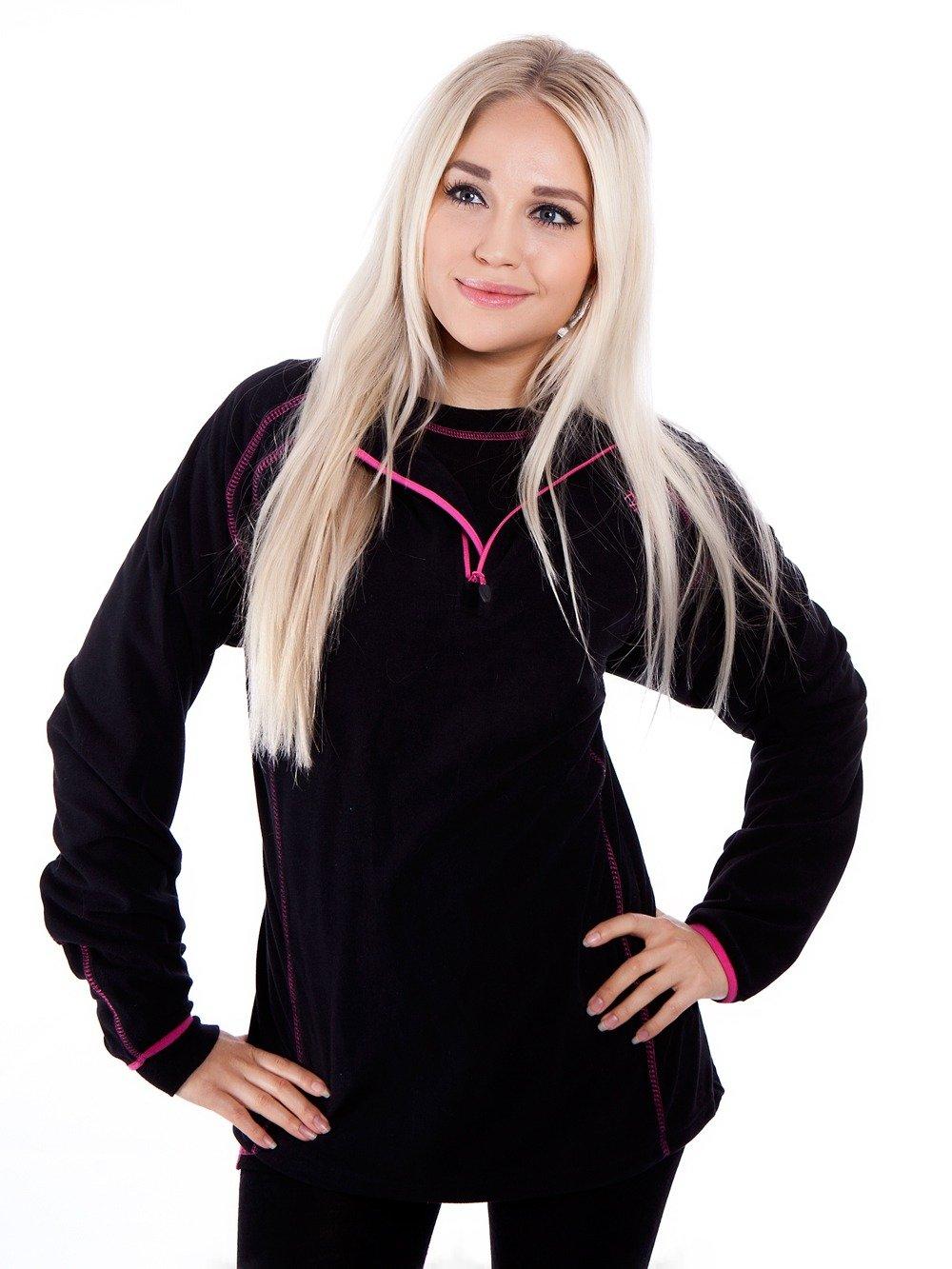 Typhoon – Typhoon st. moritz fleece trøje dame fra billigsport24