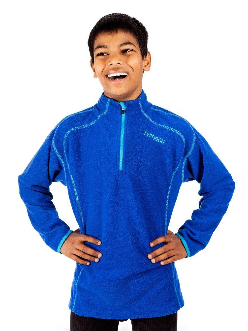 Typhoon st. moritz fleece trøje børn fra Typhoon på billigsport24