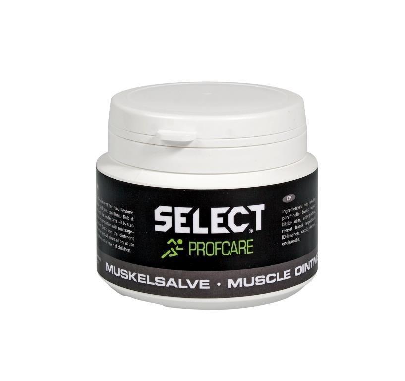 Select profcare muskelsalve 2 - 100 ml fra Select på billigsport24