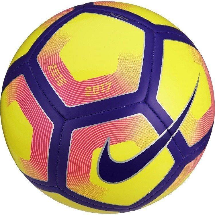 Nike Pitch Fodbold i spændende farver
