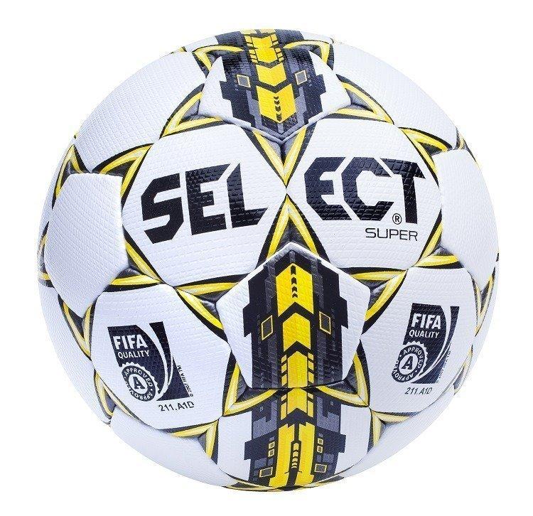 Select Super Fodbold - Køb flere - Spar mere