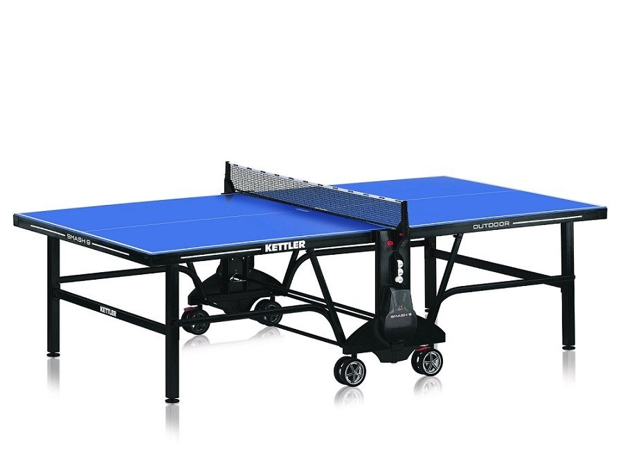 Kettler smash outdoor 9 bordtennisbord fra Kettler fra billigsport24