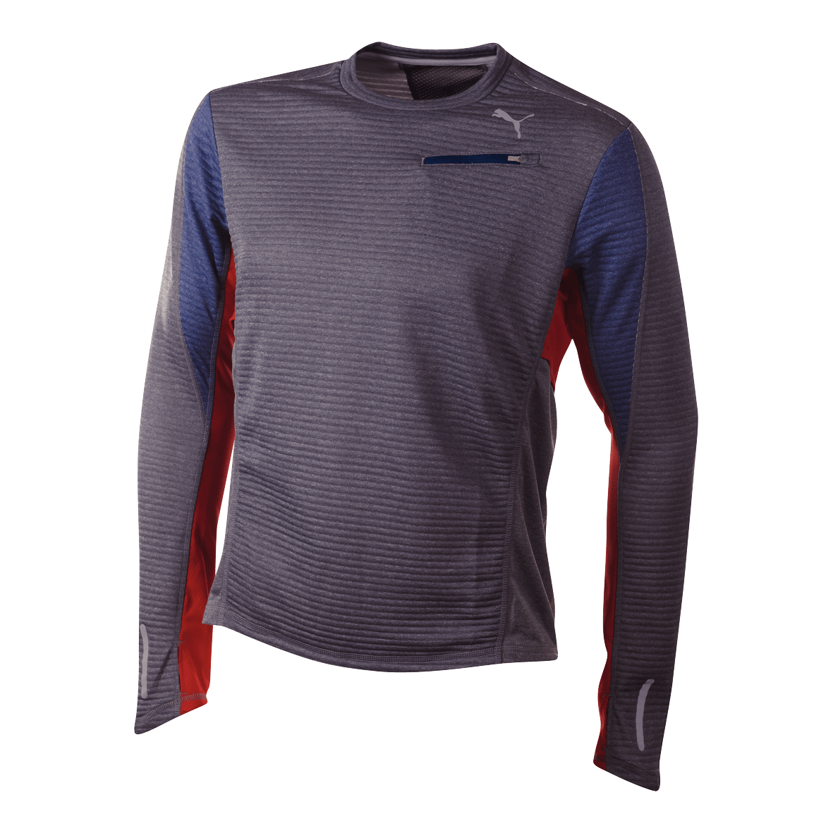 Puma cross warm tee l/s fra Puma på billigsport24