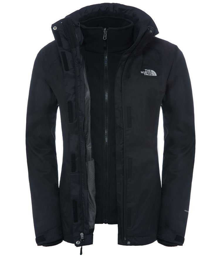 The North Face Evolve II Triclimate Jakke Dame