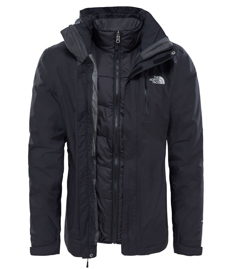 The North Face Solaris Triclimate Jakke Herre
