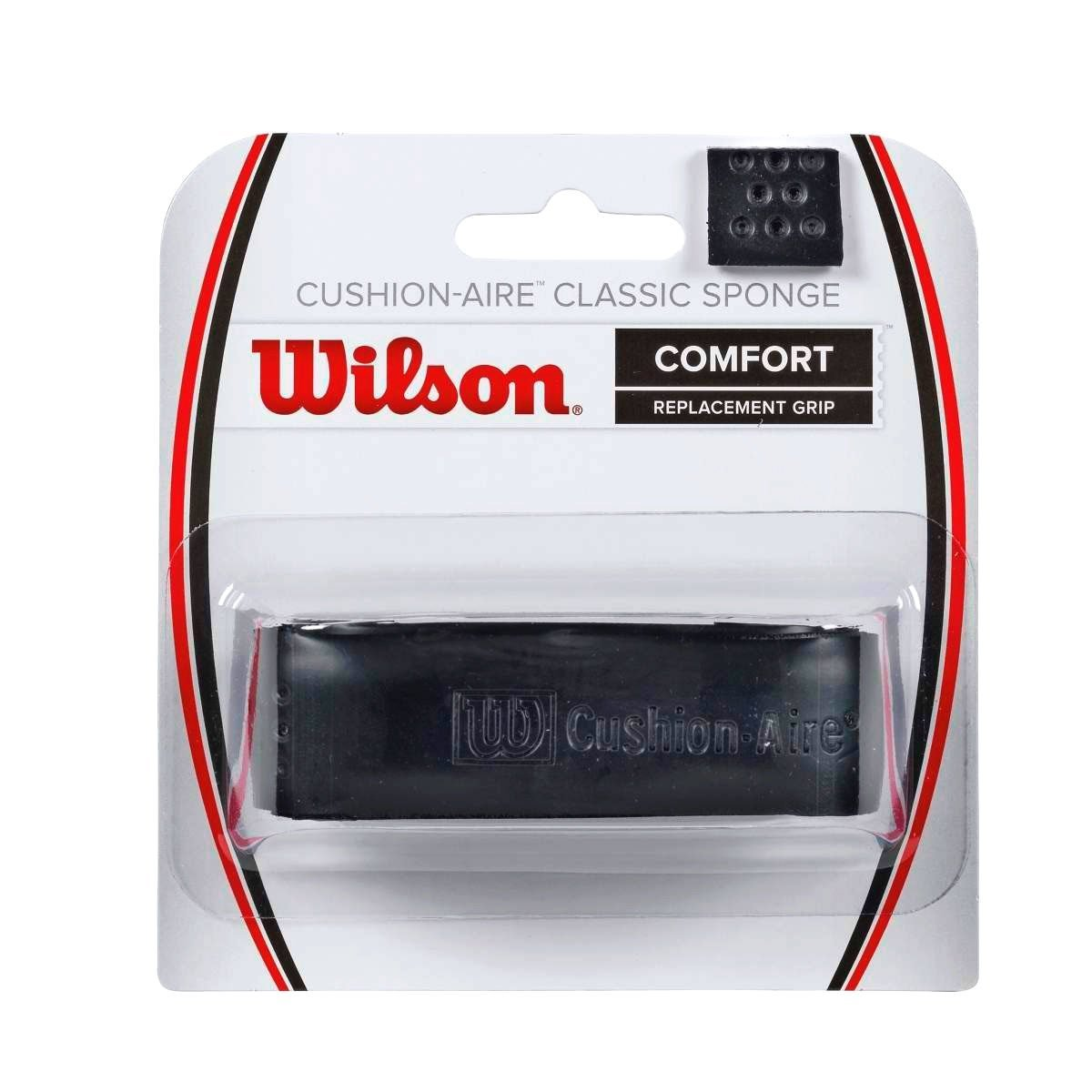 Wilson Classic Sponge Grip - Black