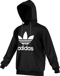 Adidas originals Adidas adi trefoil hoodie mens på billigsport24